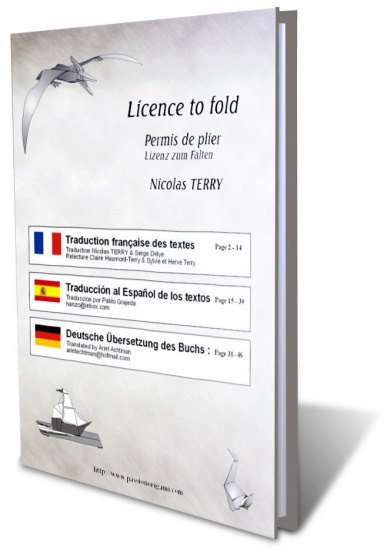 #2 Licence to Fold - Fr + SP + German translation