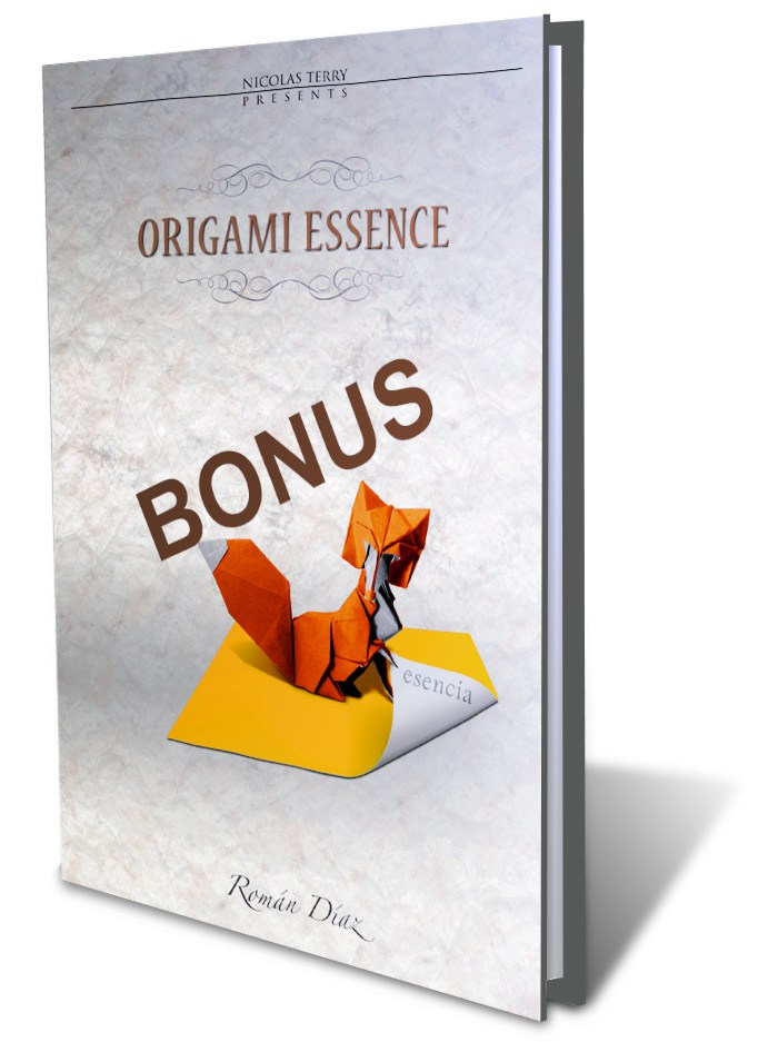 #3 Origami Essence - Diagrams BONUS