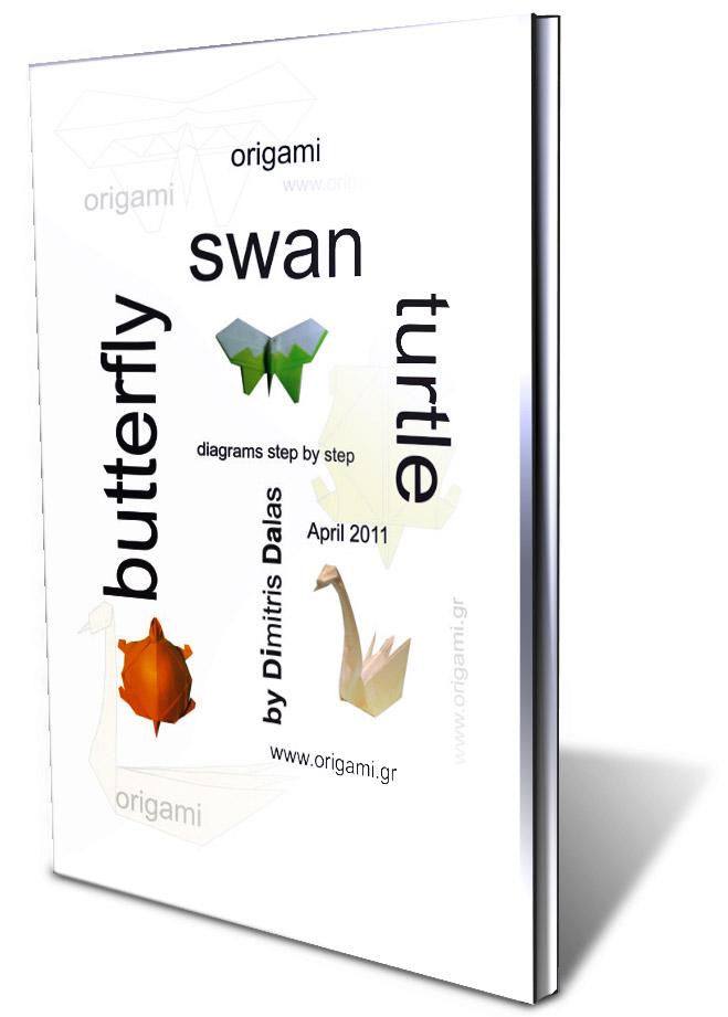 Swan + Turtle + Butterfly