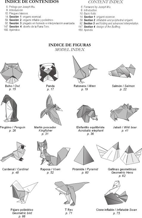 origami book  3 origami essence roman diaz