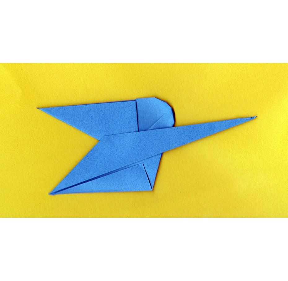 origami publicit. Black Bedroom Furniture Sets. Home Design Ideas