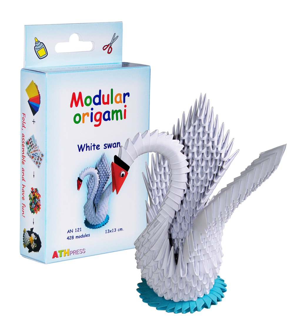 3D Origami - Chinese Modulars - photo#39