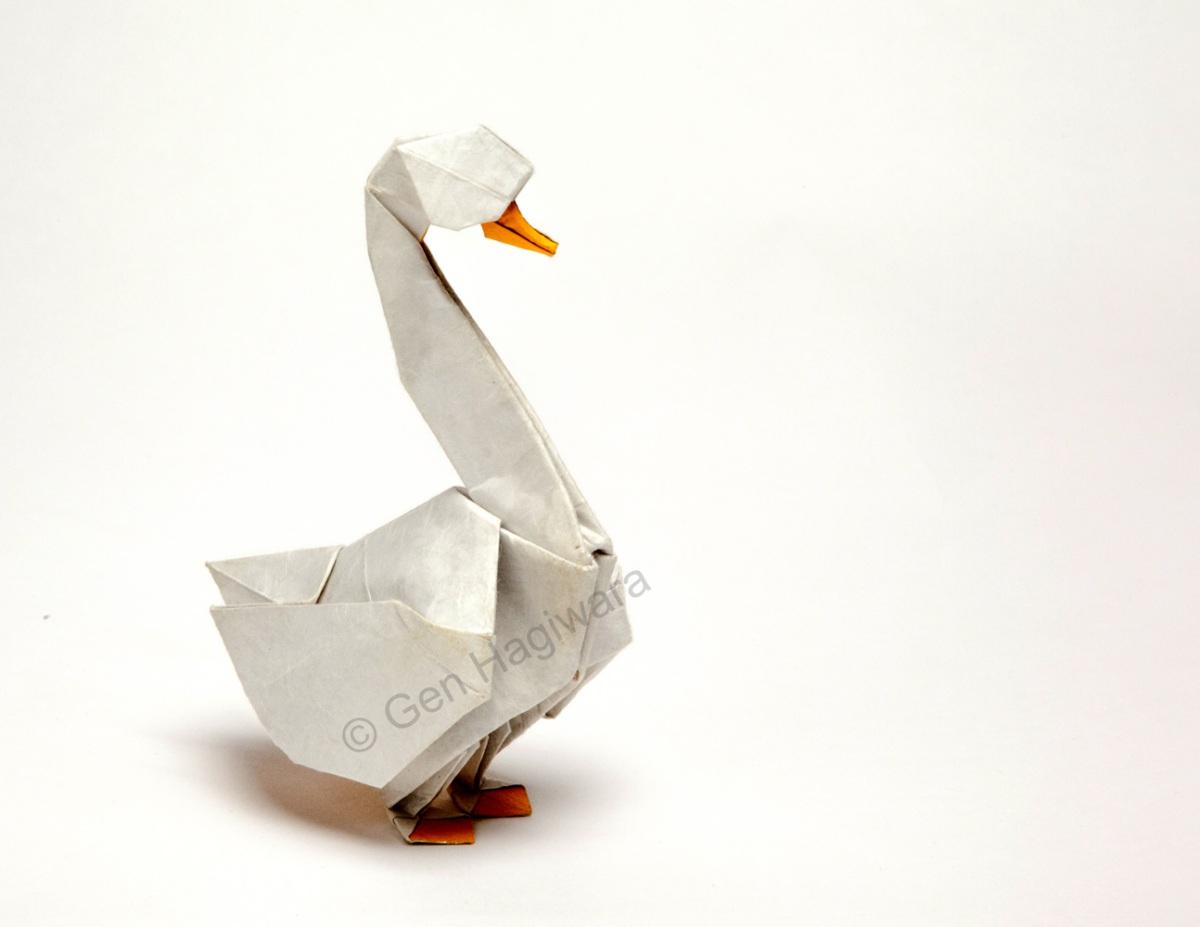 #8 Spirits of Origami by Gen Hagiwara - photo#34