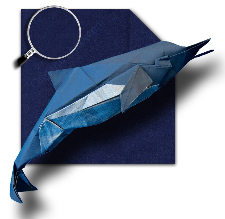 bleue kraft