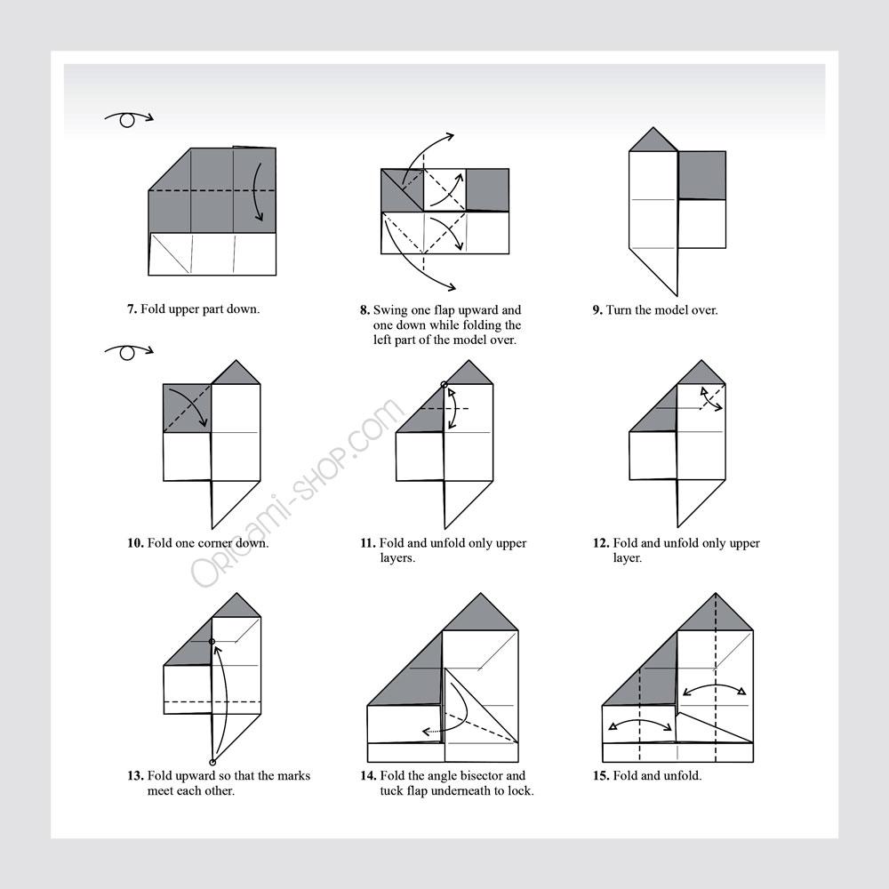 Top 28 Folded Skylines Origami Buildings Tal Friedman