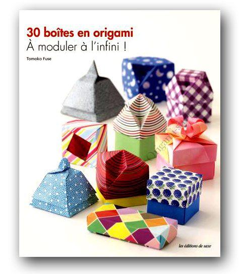 origami book beautifu boxes tomoko fuse. Black Bedroom Furniture Sets. Home Design Ideas