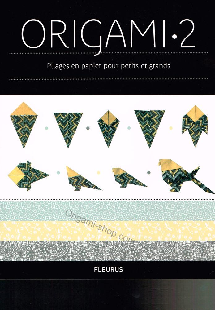 Origami grands pliages d 39 animaux rar - Origami grenouille sauteuse pdf ...