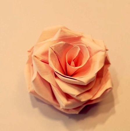 complex origami flower - 28 images - origami flower ... - photo#7