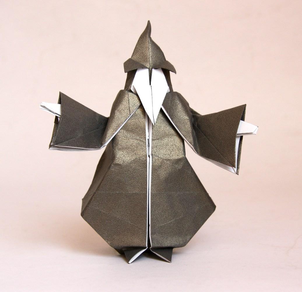 iridescent origami paper 30,5x30.5 cm - photo#38