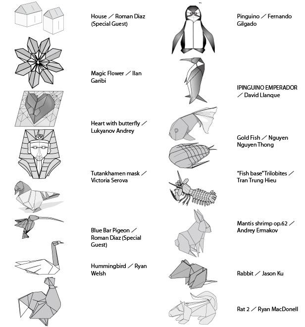 origami book tanteidan 17