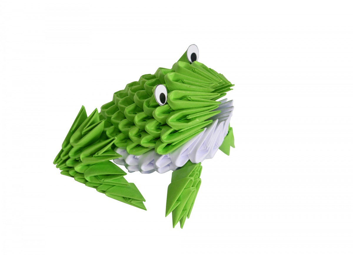3d origami modulaire chinois - Origami grenouille sauteuse pdf ...