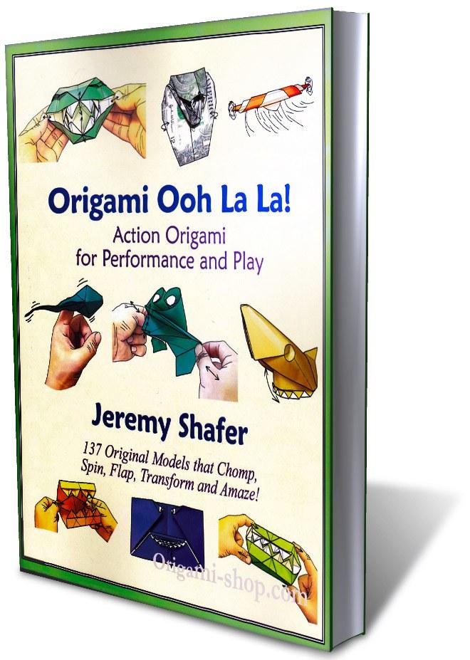 review of michael w on origami ooh la la