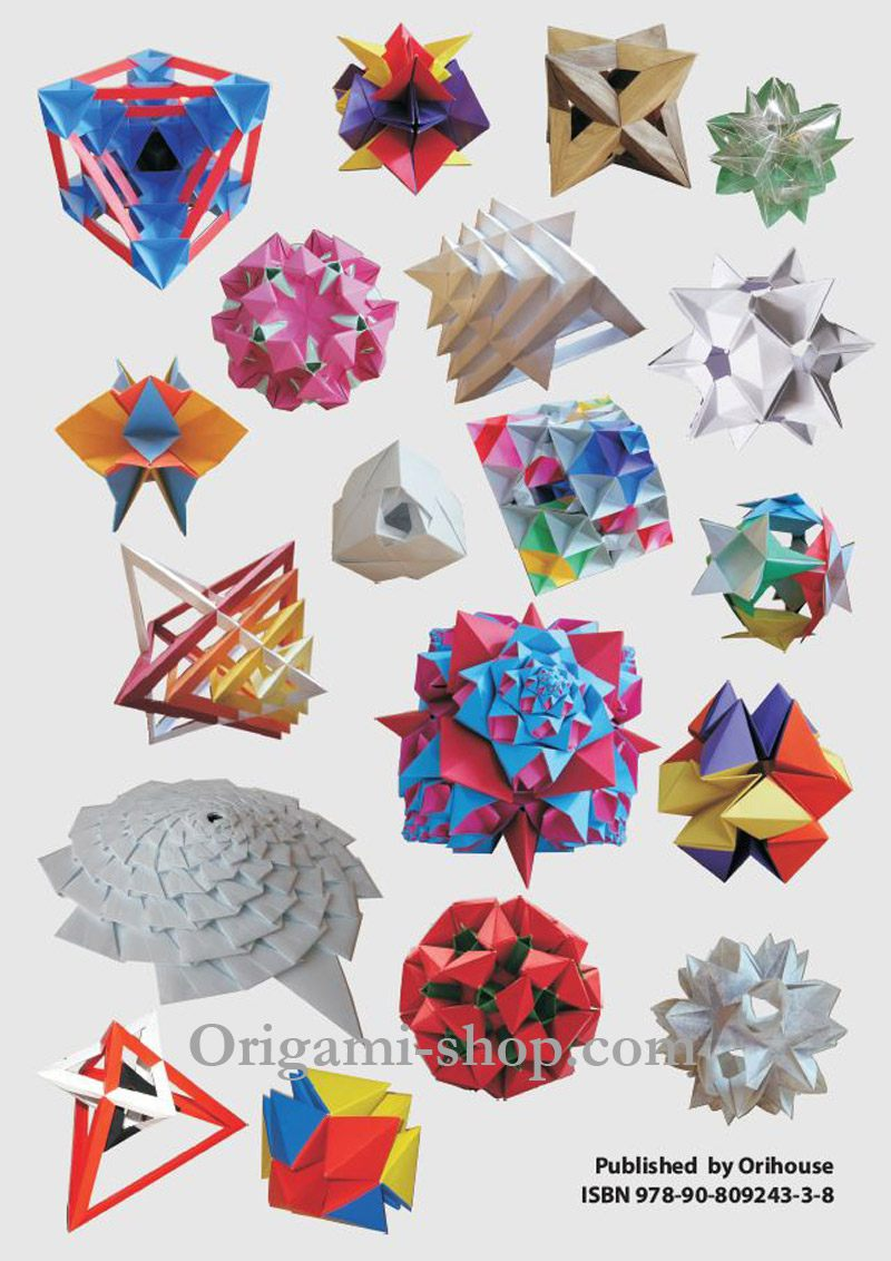 origami book - Unsusual Modulars - photo#19