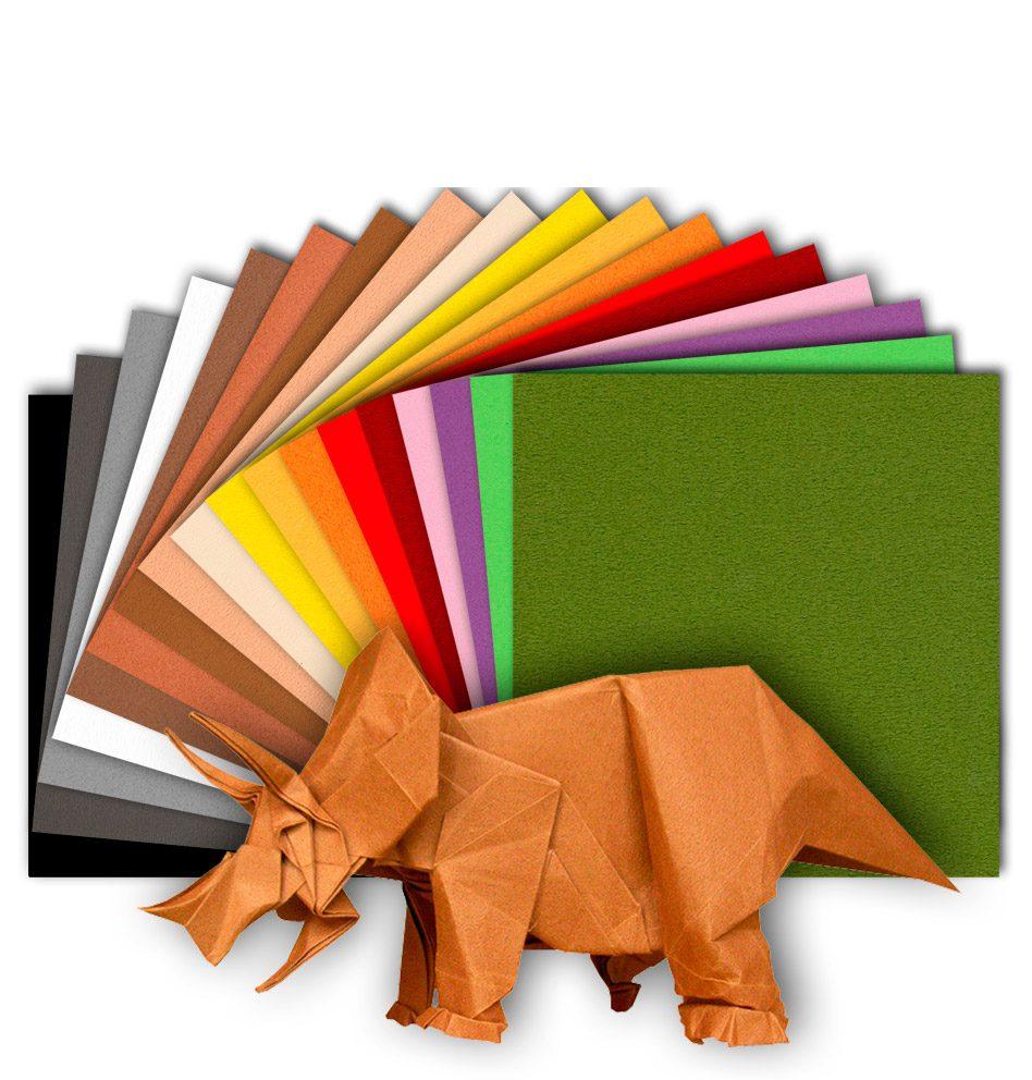 Pack: Tant - 20 colors - 20 sheets - 35x35cm (14