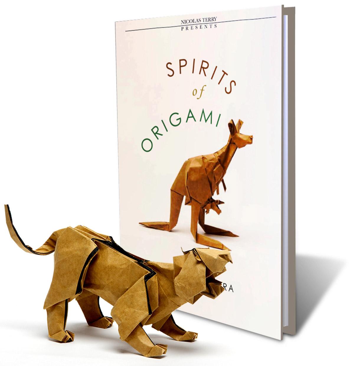 #8 Spirits of Origami