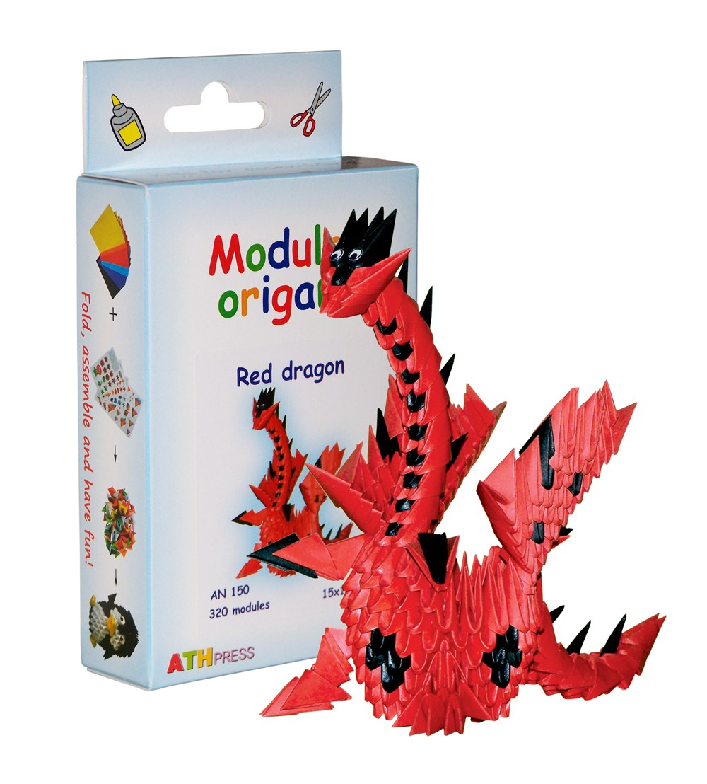 3D Origami - Modulaire chinois