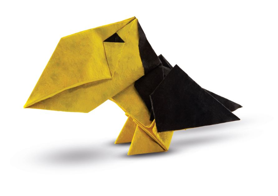 15 Advanced Origami Patterns For People With Lots Of Experience | 631x892