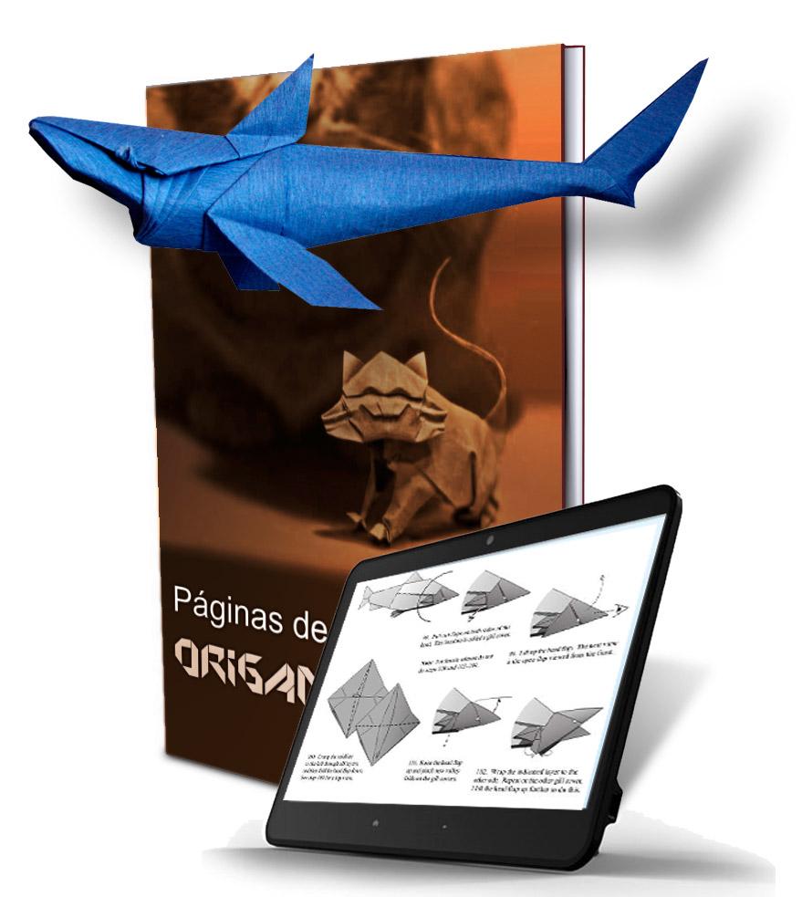 Https De Tissuefoil Paper Origami Xsl Dinosaurs A List Of Online Origamidinosaur Diagrams E Book Bogota 2014 Cover3d Shark