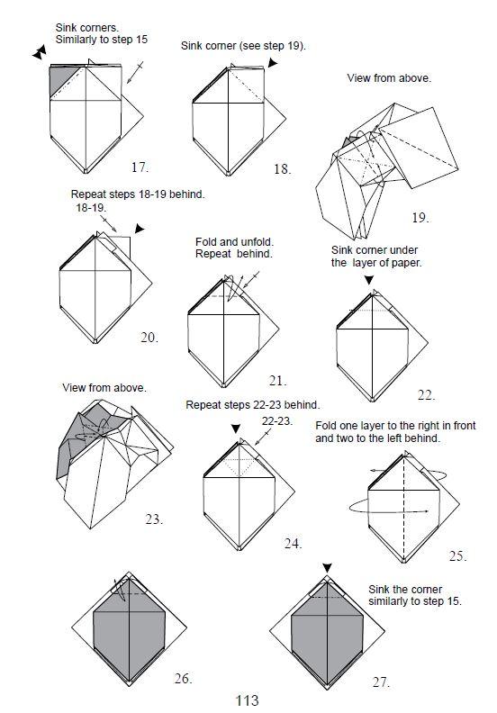 Crane Origami (difficult model) - OrigamiArt.Us   792x552