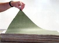 Papiers rares fait-main