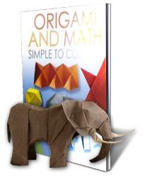 book Origami and Math Simple to Complex John Montroll in english