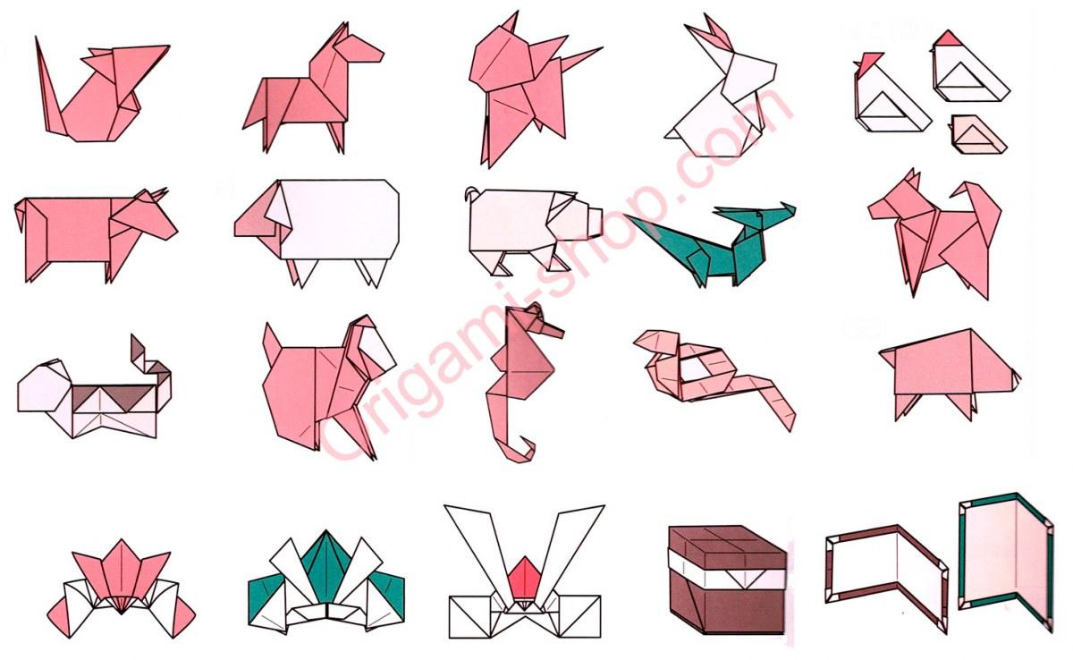Book origami creator 4 jeuxipadfo Gallery