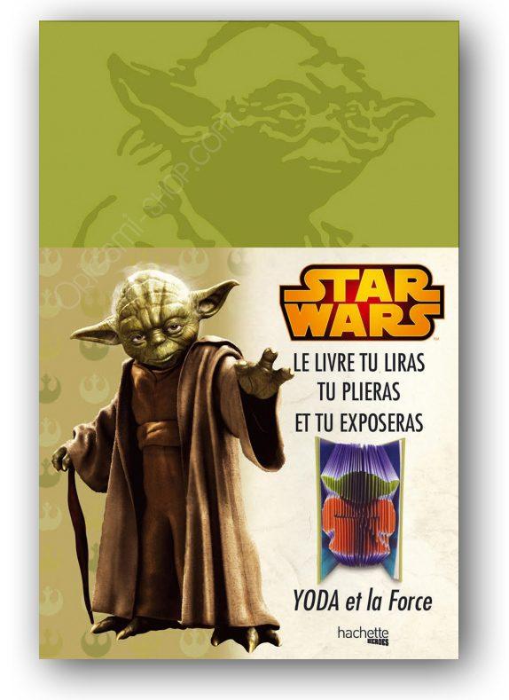 Star Wars Yoda Un Livre A Lire A Plier Et A Exposer