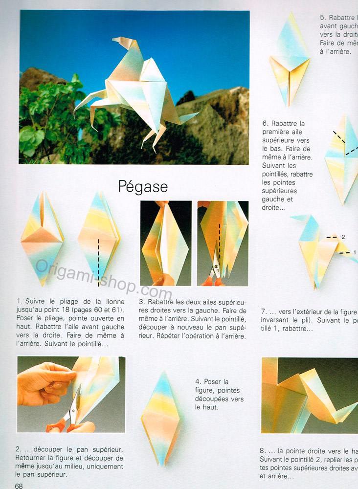 Origami Le encyclopédie de l origami