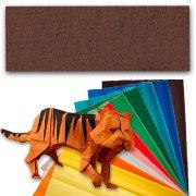Unicolor tissue-paper