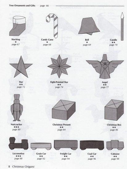 Pot of Gold Origami Star Box | 550x412