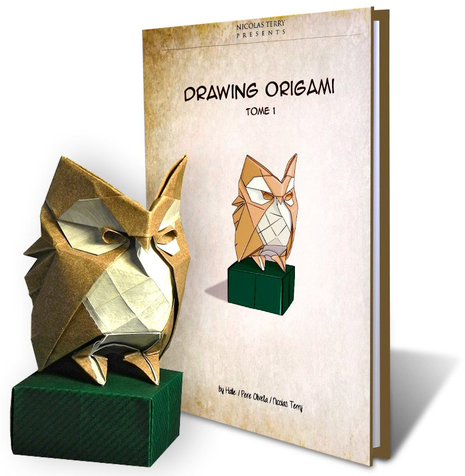 drawing origami tome 1
