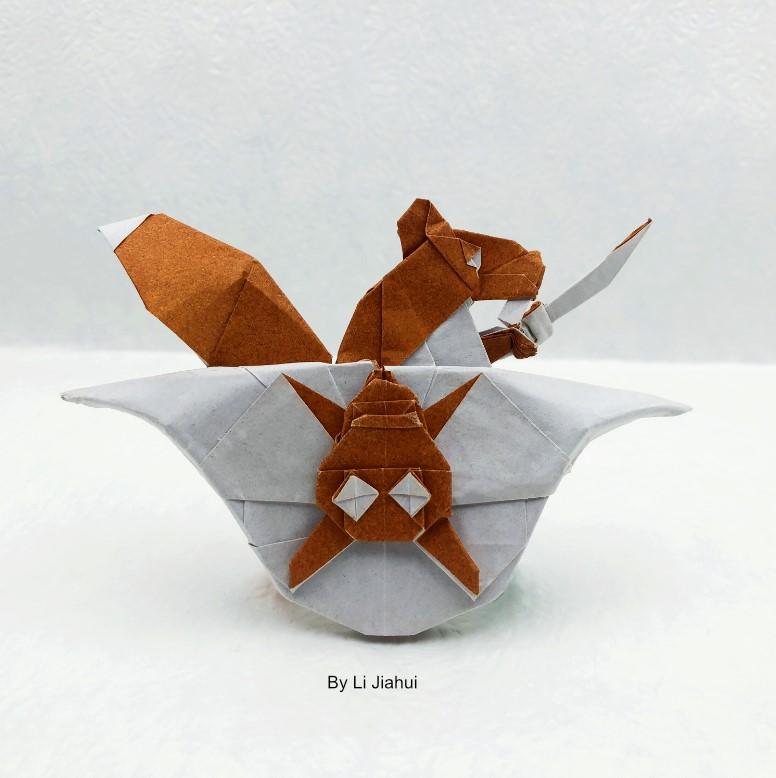 Origamipapier Suisai Origami 15 cm WCDY