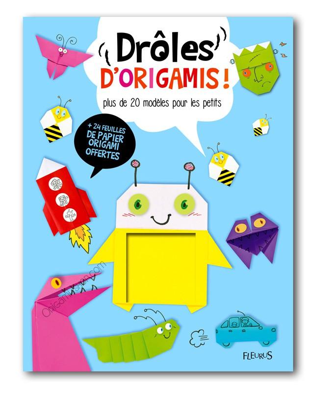dr les d 39 origamis plus de 20 mod les pour les petits. Black Bedroom Furniture Sets. Home Design Ideas